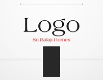 Sri Balaji Homes Logo