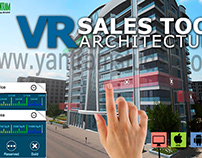 3D Virtual Reality Real Estate Tool