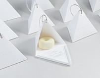 Christmas Self-promotional Gift 聖誕節推廣禮品(甜甜圈包裝)