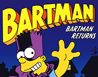 Bartman Comic cover