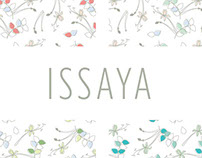 Issaya Patterns & Logo