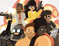 Tango Fiesta - Poster