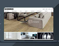 domko / redesign