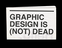 Tabloid — Graphic Design is (not) Dead