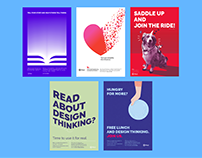 Job posters for designers
