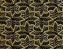 Pattern Design | Palmette