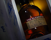 """The Glenrothes """"一带一路"""" Packaging Illustrations"""