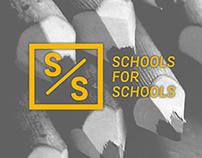 Schools For Schools Campaign