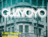 Guayoyo Magazine College Project