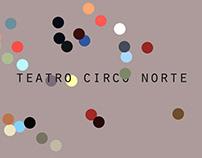 Teatro Circo Norte Identity
