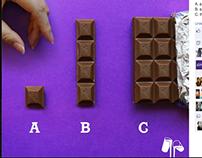 Social Calendar Design - Cadbury