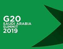 G20 / SAUDI ARABIA SUMMIT 2019