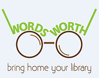 Words-worth Logo