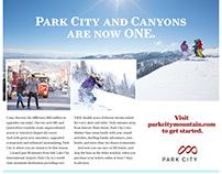 E-blast for Park City Tourism