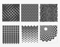 3D Pattern Studies