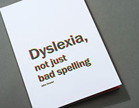 Dyslexia, not just bad spelling