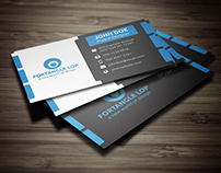 FORTANGLE LOP BUSINESS CARD.