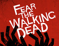 Fear the Walking Dead Fan Poster