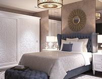 Bedroom in Lviv