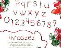 Handmade Type Posters