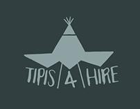 TIPIS4HIRE Logo