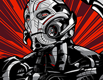 Age of Ultron — Officially licensed artwork