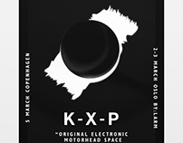 Poster & Flyer for K-X-P