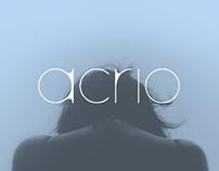 ACRIO | Corporate Identity