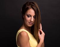 Pótári Lara, Miss Bikini 2015 in Hungary