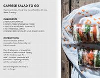Garden Fresh Recipe Book