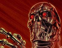 Conan v Terminators Crossover