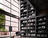 a breathtaking loft