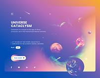 Universe Cataclysm