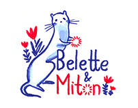 Logotype & Co - Belette & Miton