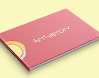 Art-history Cover/Logo- Branding