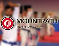 Logo Design - Mountrath Martial Arts Centre