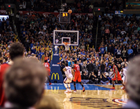 New Orleans Pelicans vs OKC Thunder