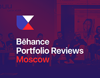 Behance Portfolio Reviews Moscow 2016