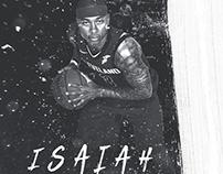 Isaiah Thomas Cleveland Cavaliers Social Media Design
