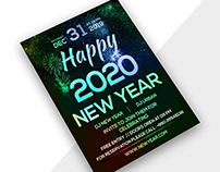Happy New Year Project for 2020