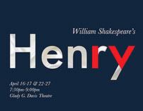 Henry IV Poster