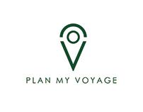 Plan my Voyage Logo design