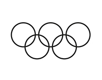Olympic Pictogram Symbols