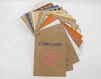 Catálogo de corte láser