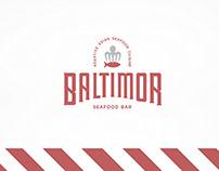 Baltimor seafood bar