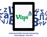 Vispi (Video Remote Interpreting Software)