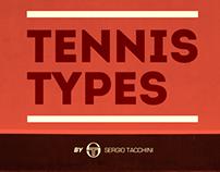 Sergio Tacchini - Tennis Types