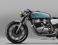MEGACOSM - Honda CB750