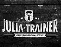 Brand. Personal Trainer. Giulia Fumagalli