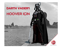 Star Wars Day: May the 4th Be With You SM for Hoover